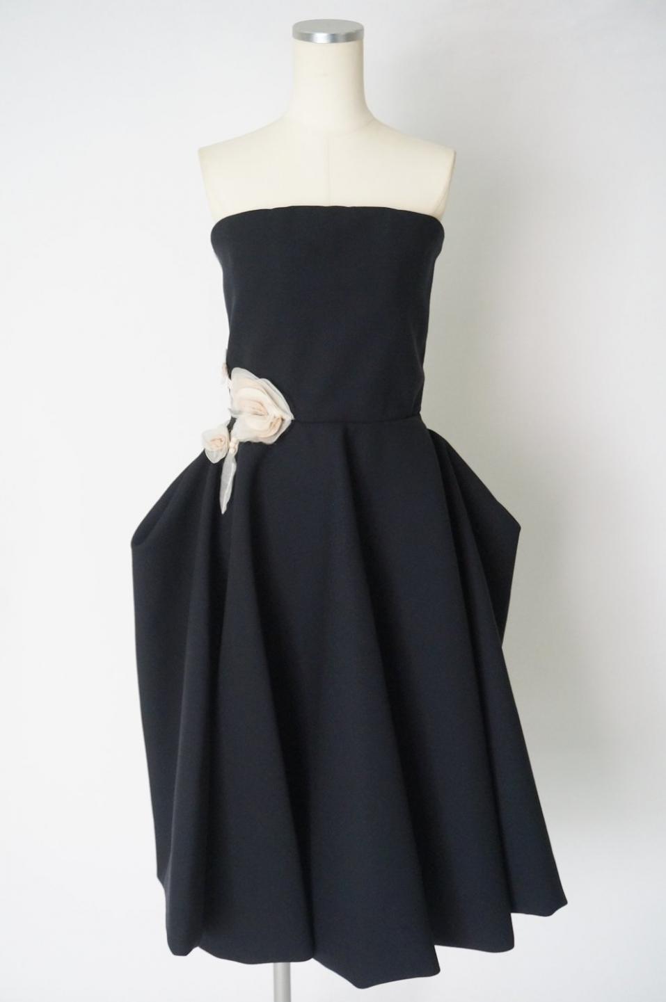 1713069d1c604 LANVIN   レンタルリトルブラックドレス テン Rental Little Black Dress ...