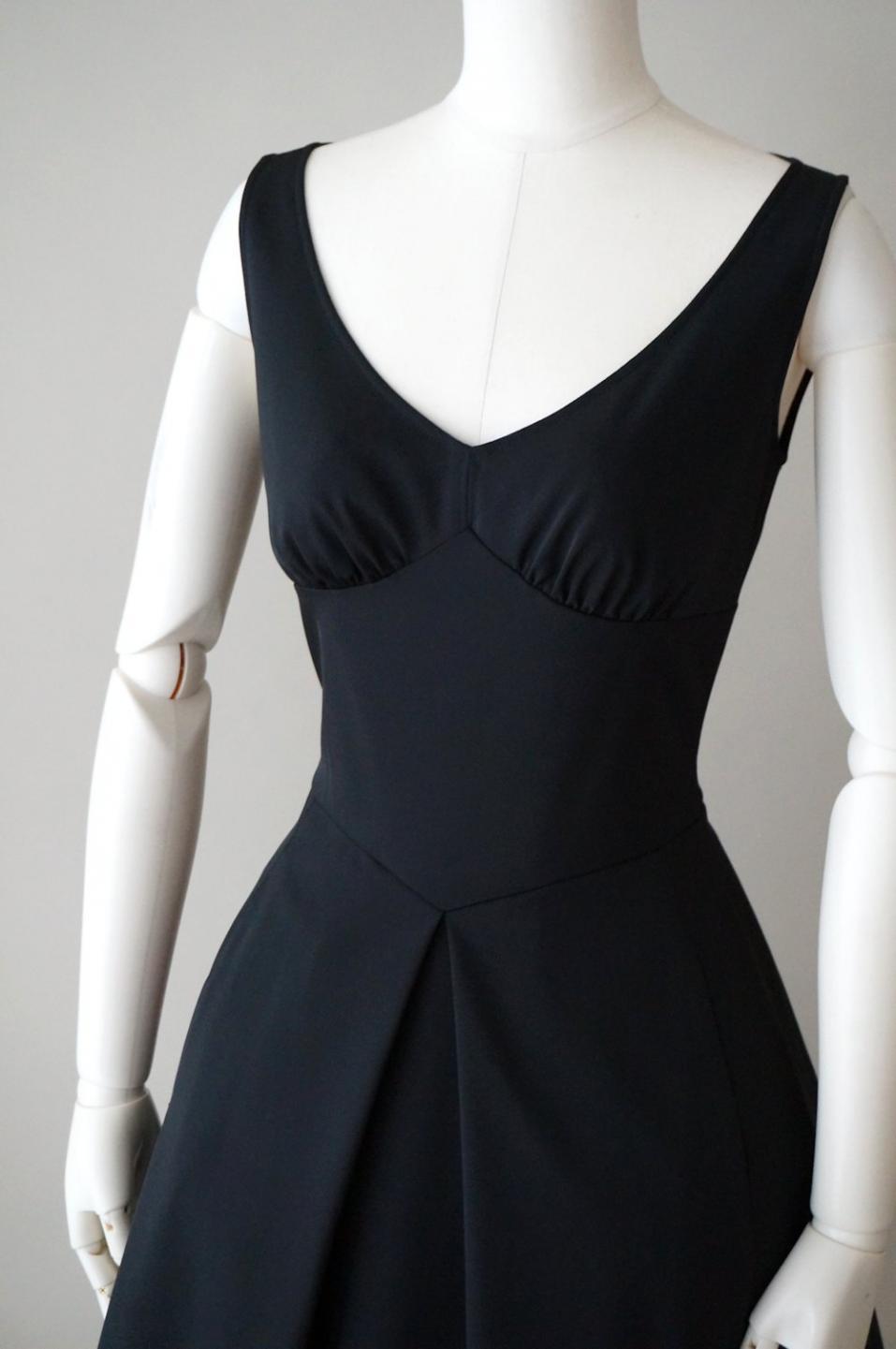 8d3c8e0f0f08a フォクシー フレアーワンピースドレス   レンタルリトルブラックドレス ...