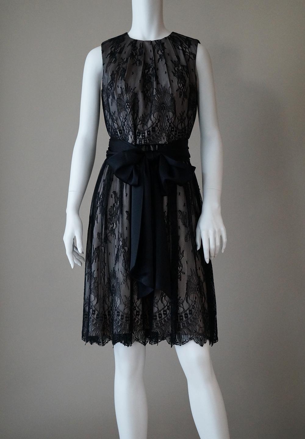 Rental little black dress ten